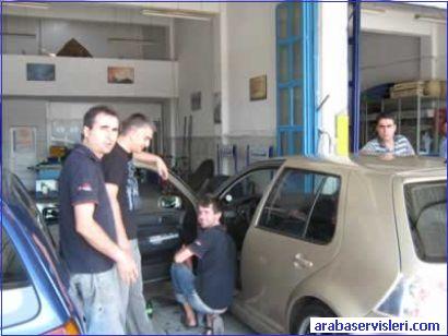 sargın volkswagen özel servis, Çanakkale - merkez, arabaservisleri