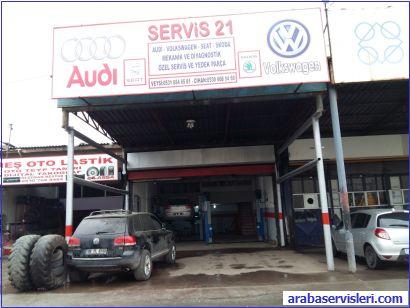 servİs21. volkswagen, audi, seat, skoda özel servisi, diyarbakır