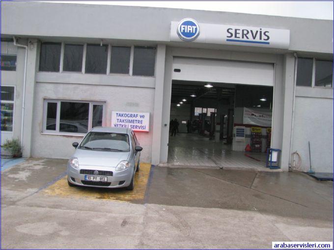 FIAT SERVIS KADIOGLU OTO TIC A.S. - ArabaServisleri.com, otomobil servisleri